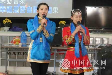 蒙语歌《梦中的额吉》-纺织街道曙光社区举办第二届业余歌手卡拉OK