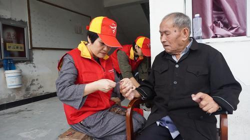 """浙江:""""鄉賢志愿者""""助力志愿服務新提升"""